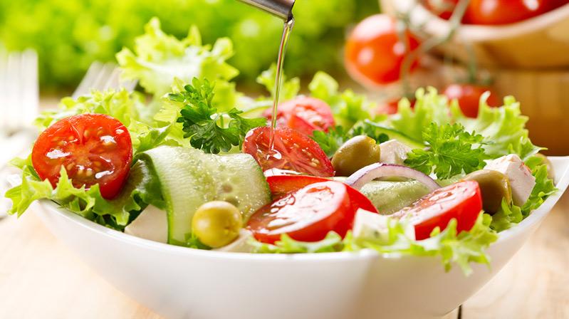 Salatanız gerçekten diyet dostu mu?