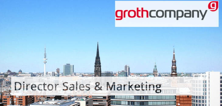 Director of Sales & Marketing GrothCompany Securpublic