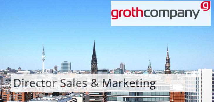 Director of Sales & Marketing GrothCompany Securpublic