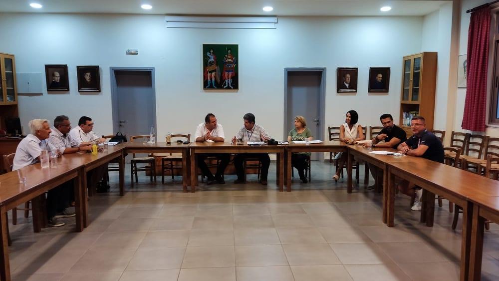 Για πρώτη φορά έγινε Διοικητικό Συμβούλιο της ΔΙ.Ε.Κ.ΔΗ & Μ.Μ.Ε και Συνέλευση ενημέρωσης εκτός της Έδρας μας που είναι η Αττική