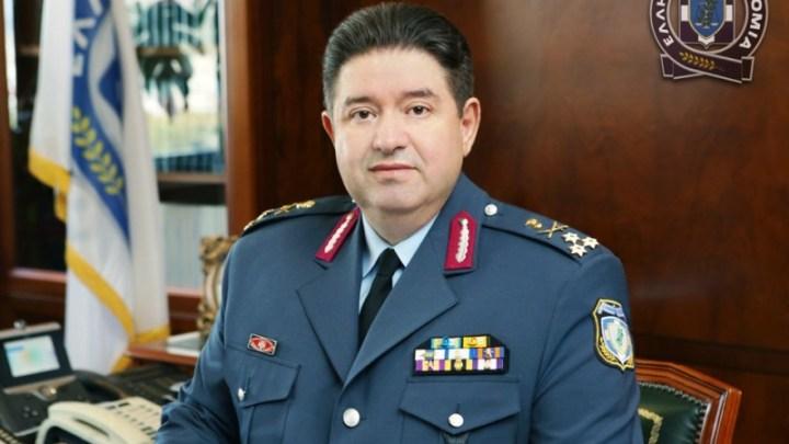 Παππούς έγινε ο Αρχηγός της Ελληνικής Αστυνομίας, Αντιστράτηγος Μιχάλης Καραμαλάκης!
