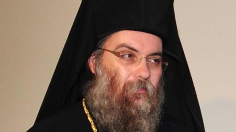 Ο κ.κ. Αμφιλόχιος υποψήφιος για Αρχιεπίσκοπος Κρήτης
