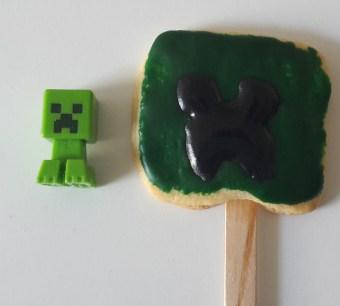Minecraft Cookie Lollys