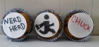 Chuck Cupcakes