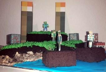 Was braucht man alles für eine Minecon Earth Party?