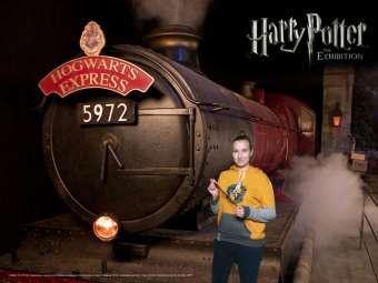Endlich in Hogwarts angekommen