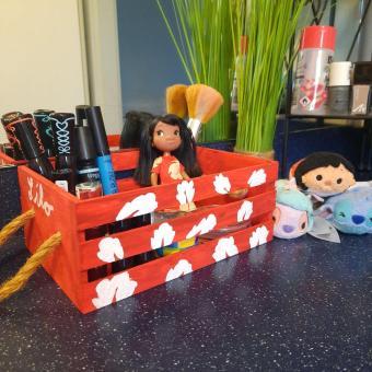 Lilo und Stitch Makeup Kiste