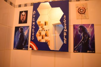 Marvel DIY's