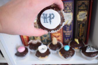 Harry Potter Muffins | Nerd Day