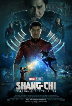 Shang-Chi and the Legend of the ten Donuts