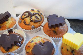 Nerdy Nummies Muffins | Nerd Day