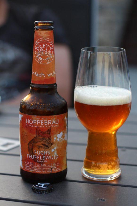 Wir & Bier Fuchs Teufelswuid