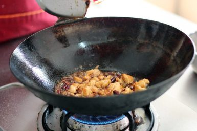 China Urlaub Beeing Cookschool Kochschule