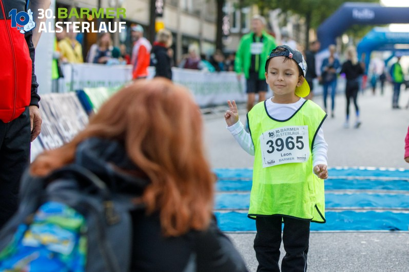 Best of Fotos 2019 Alsterlauf III
