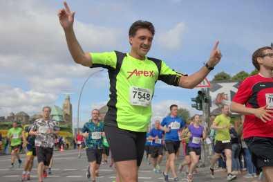 21 06 2015, 21.Hella Halbmarathon Hamburg, ,