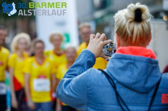 Best of Fotos 2019 Alsterlauf II