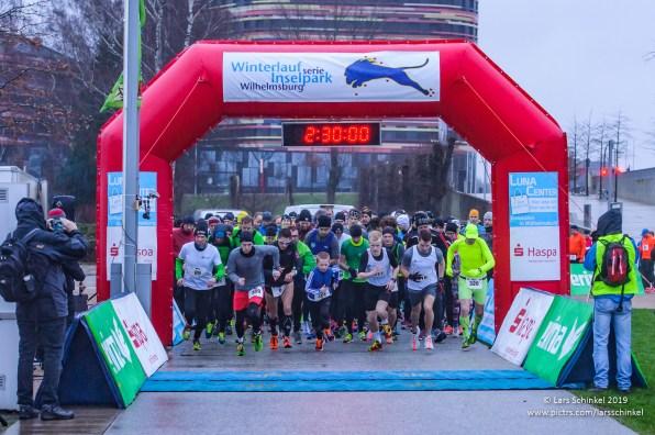 Winterlaufserie Wilhelmsburg 2019 1. Lauf 3