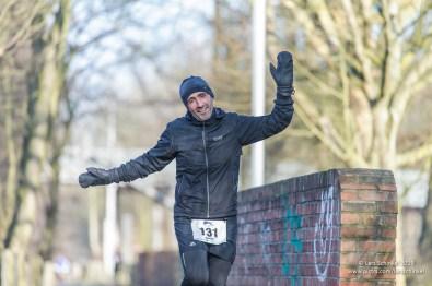 Winterlaufserie Wilhelmsburg 2019, 2. Lauf 15