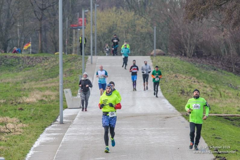 Winterlaufserie Wilhelmsburg 2019, 2. Lauf 7