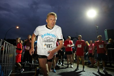 Lichterlauf in Hamburg Harburg am 14.09.2012