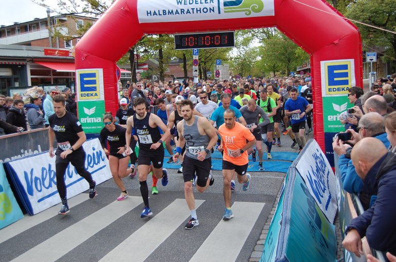 001 Start Halbmarathon
