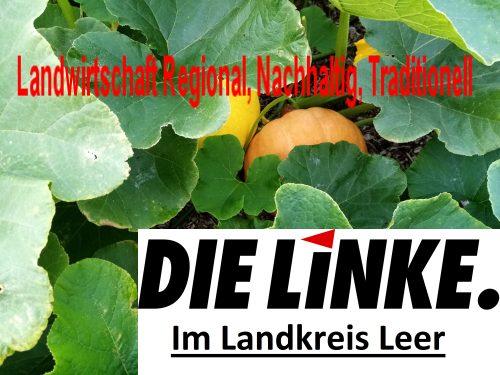 Landwirtschaft Regional, Nachhaltig, Traditionell