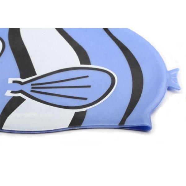 Badehaube-Fisch-blau-Details-Macherei