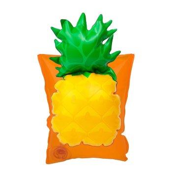 Schwimmfluegel in Ananas Form. Die Macherei