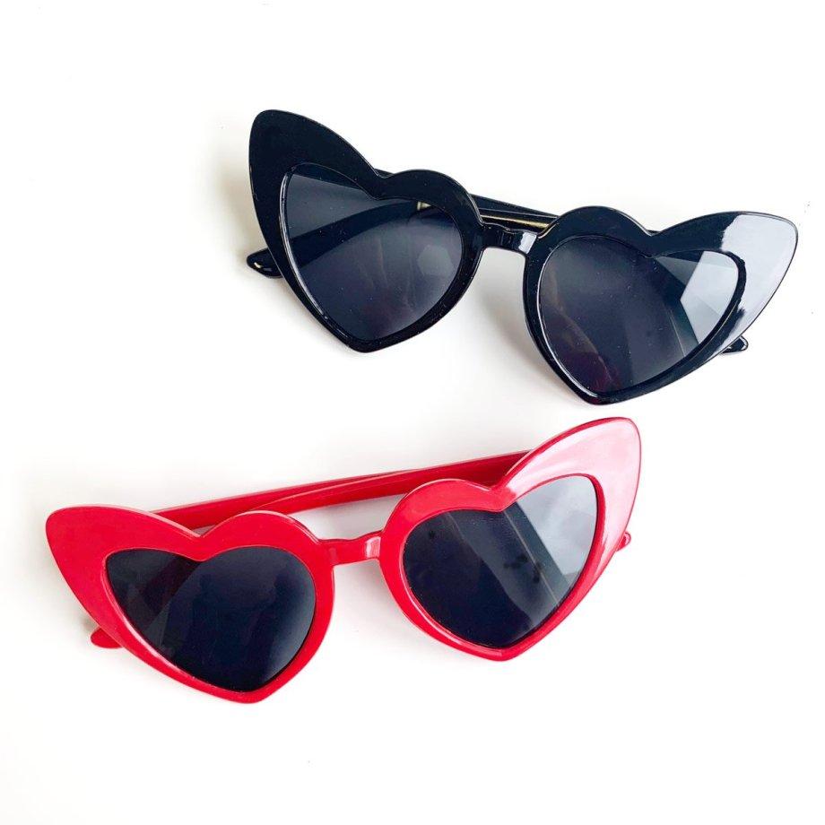 Kindersonnenbrille Herz 2 Farben