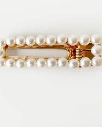 Perlen Haarspange Anna