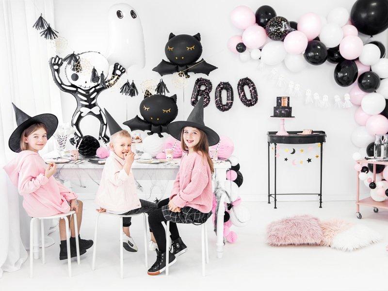 Folienballon Set Boo Halloween