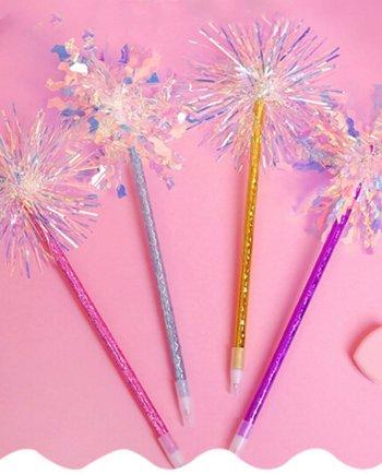 Stift Bedazzling PomPom verschiedene Farben