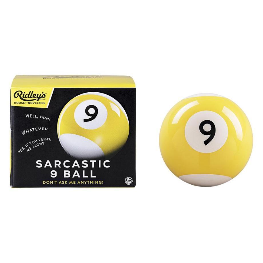 Sarkastischer Magic 9 Ball