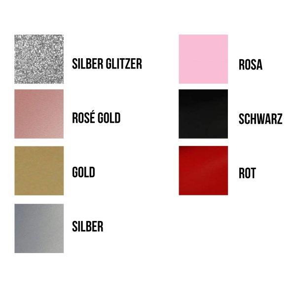 Spa Hausschuhe personalisierbar Farbauswahl