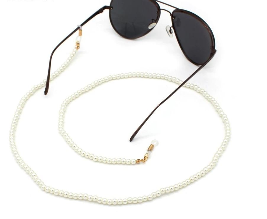Brillenkette perlentaucher Die Macherei