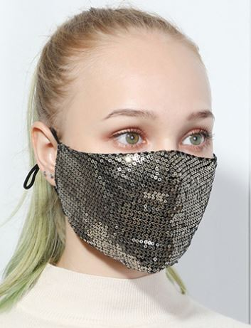 Macherei Mask sparkle dark