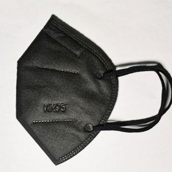 Macherei Mask - FFP2 Maske schwarz