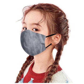 Macherei Mask – Leinenmaske Kids