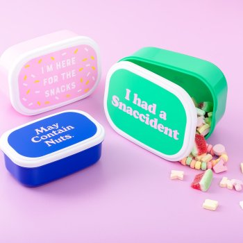 Snackbox 3er Set Snaccident