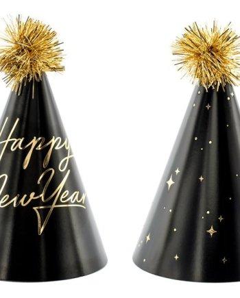 "Partyhüte ""happy new year"""