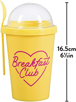 Breakfast Club Becher