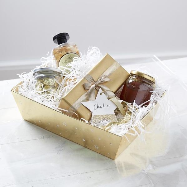 DIY Geschenkkorb Set