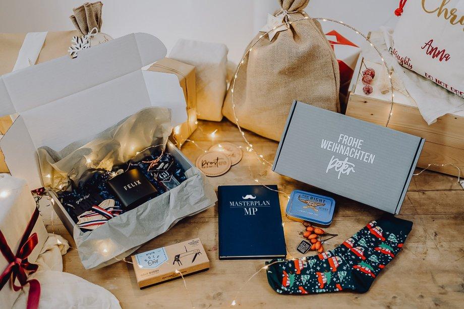 Geschenkbox Maenner