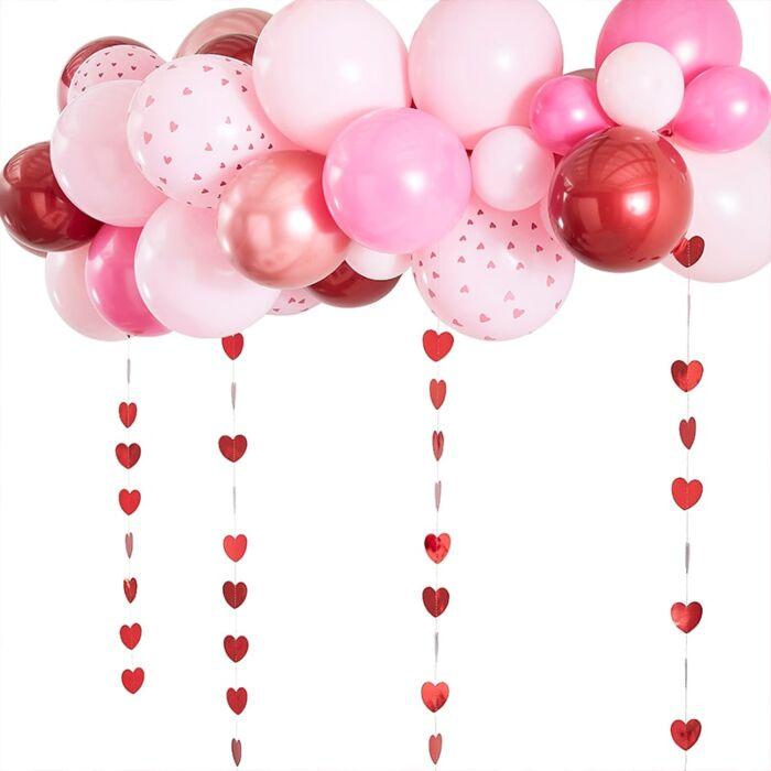 """Ballongirlande """"Sweetheart"""""""