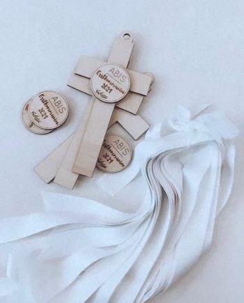Erstkommunion Kreuz DIY