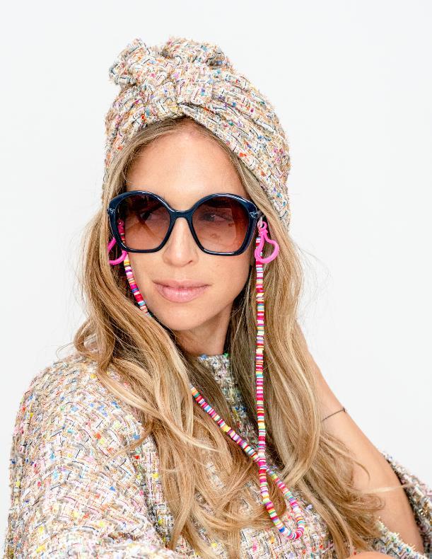 Brillenkette Candy Colours