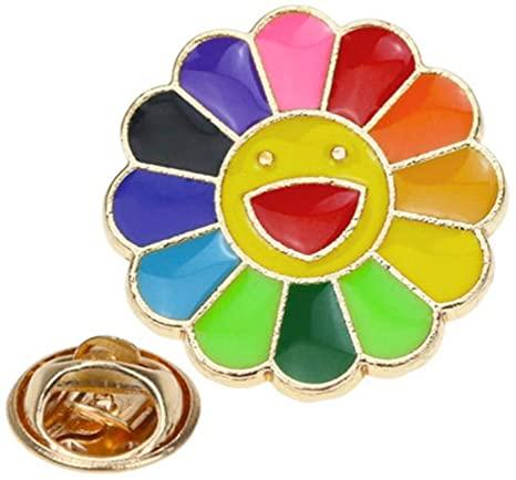 Pin Happy Flower
