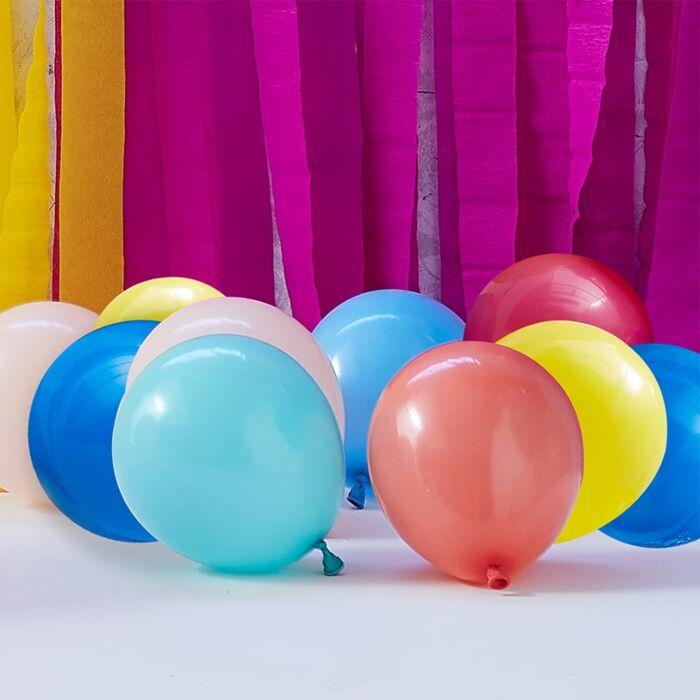 Ballonset Multicolor