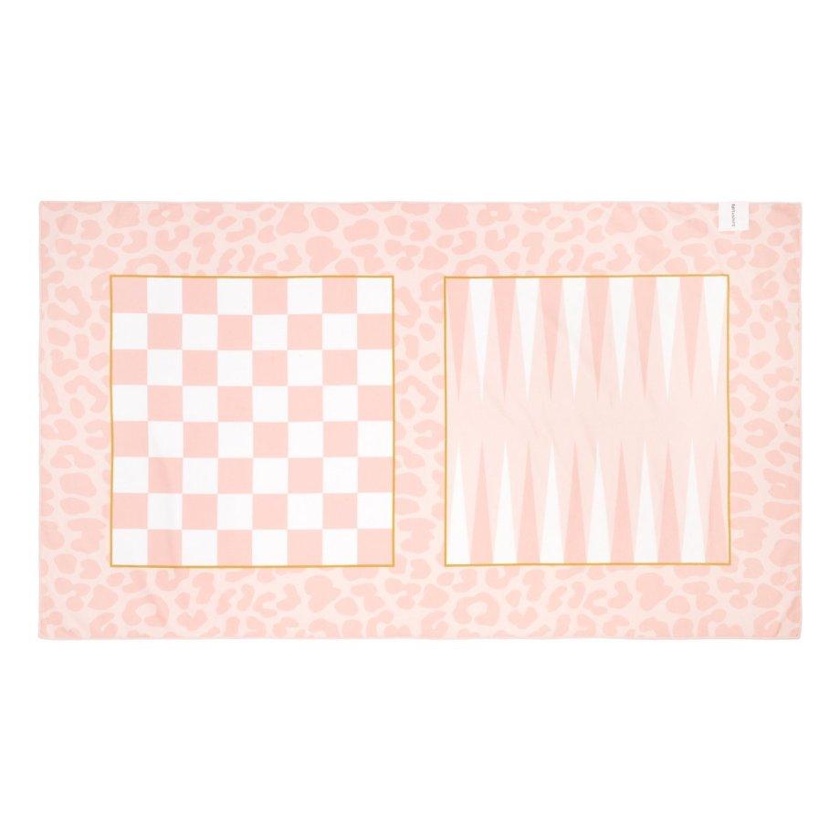 Badetuch Pink Game Changer