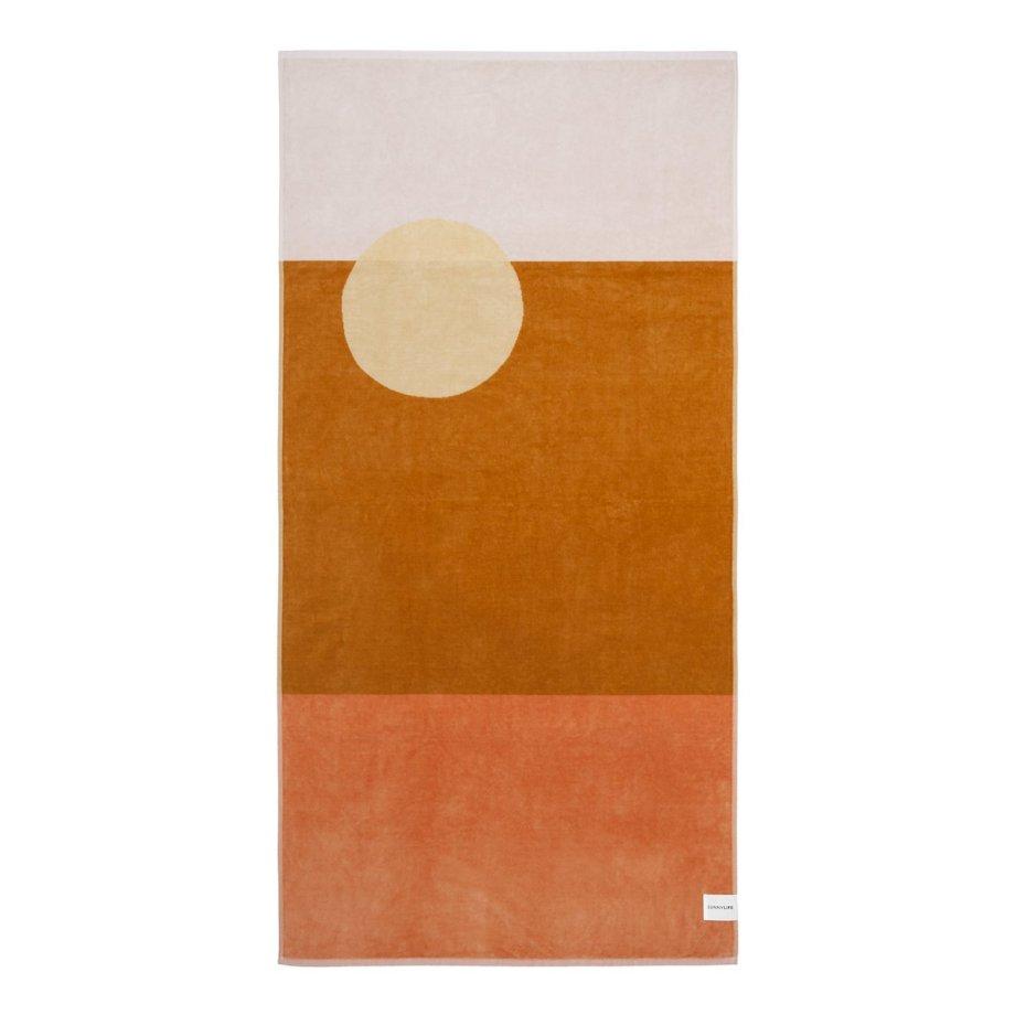 Badetuch Desert Sun